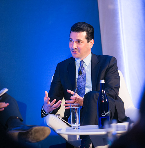 Former FDA Commissioner Scott Gottlieb, MD
